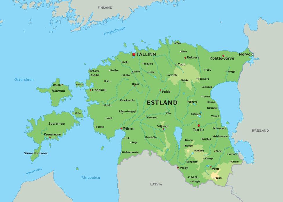 kart over tallinn Kart Estland: Se f.eks. hovedstaden Tallinn kart over tallinn