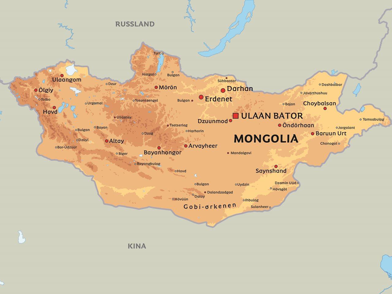 Kart-Mongolia