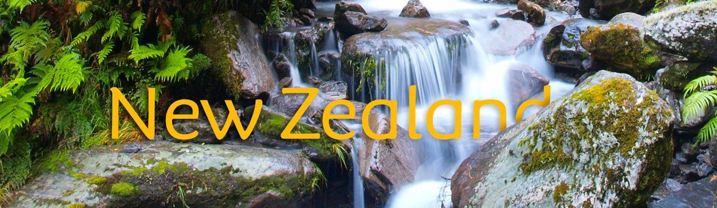 Klima og vær New Zealand: Alt om New Zealands klima og været i Auckland