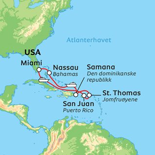 Speed dating lang øy Nassau