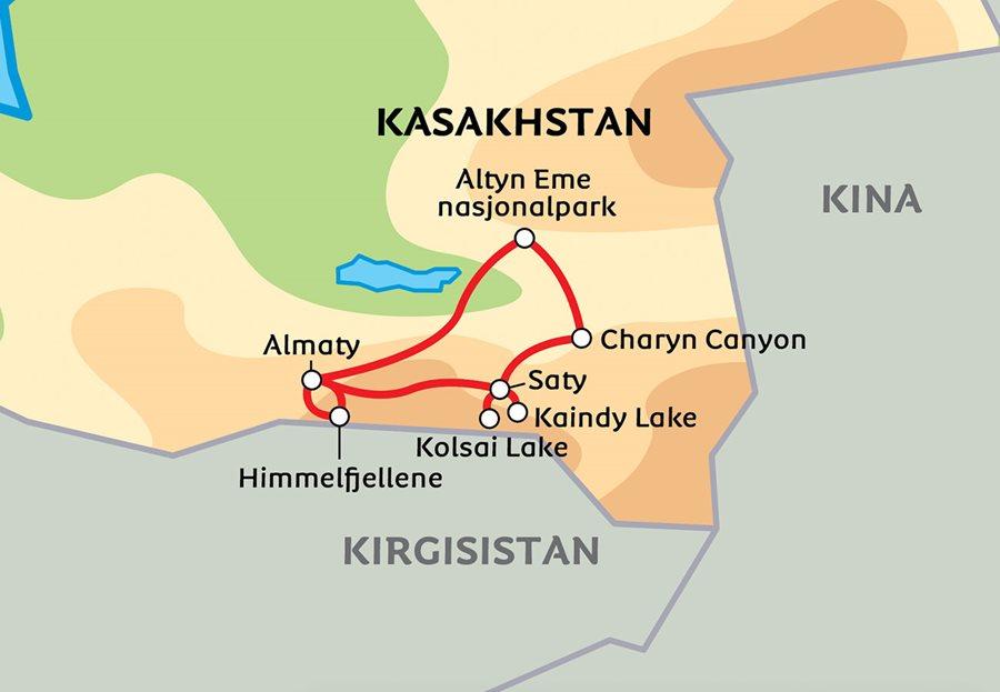 Kasakhstan dating skikker